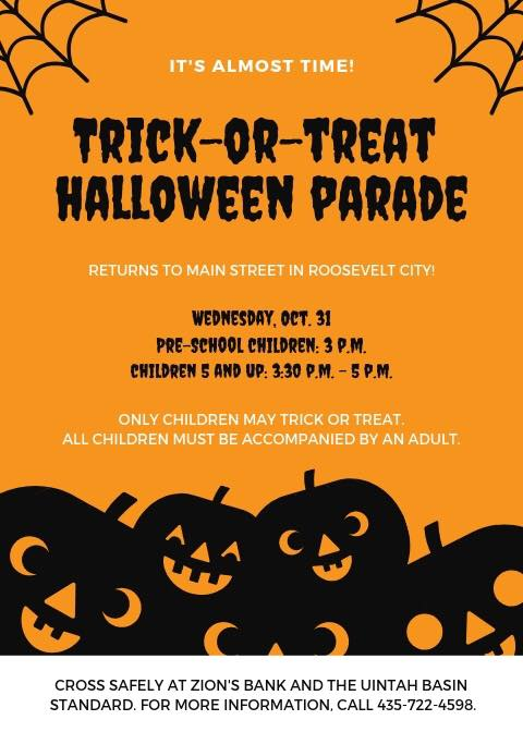 Trick-or-Treat Parade