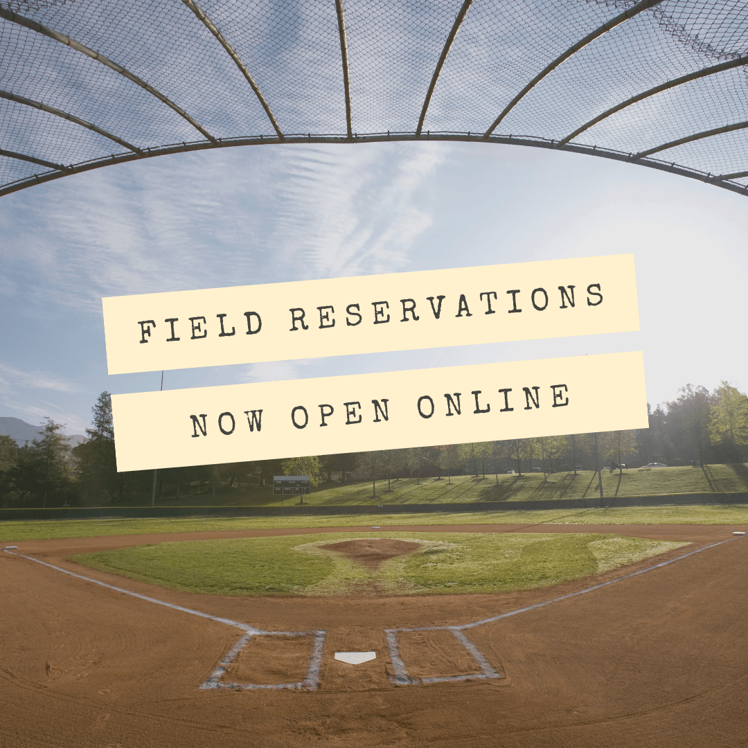 Field Reservations
