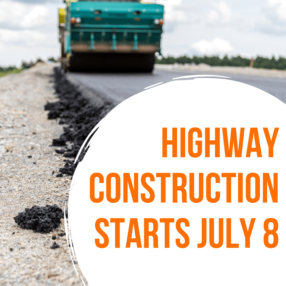 UDOT Highway Construction