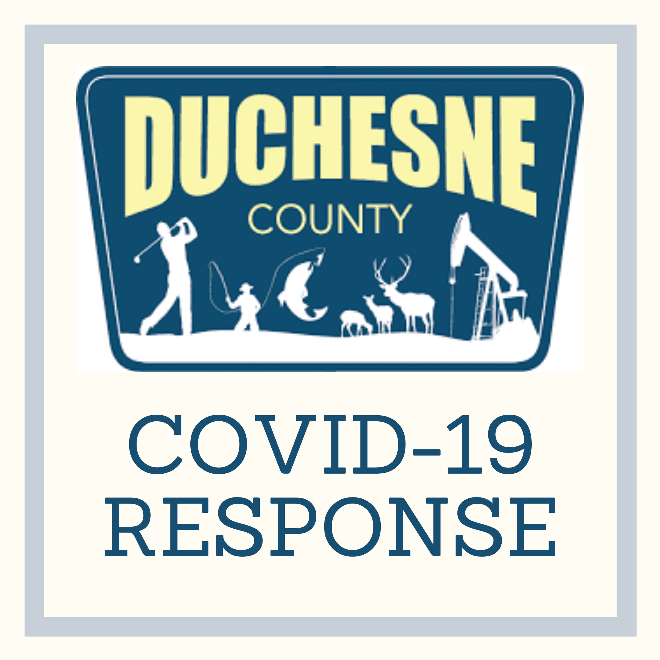 Duchesne County Covid-19 Plans