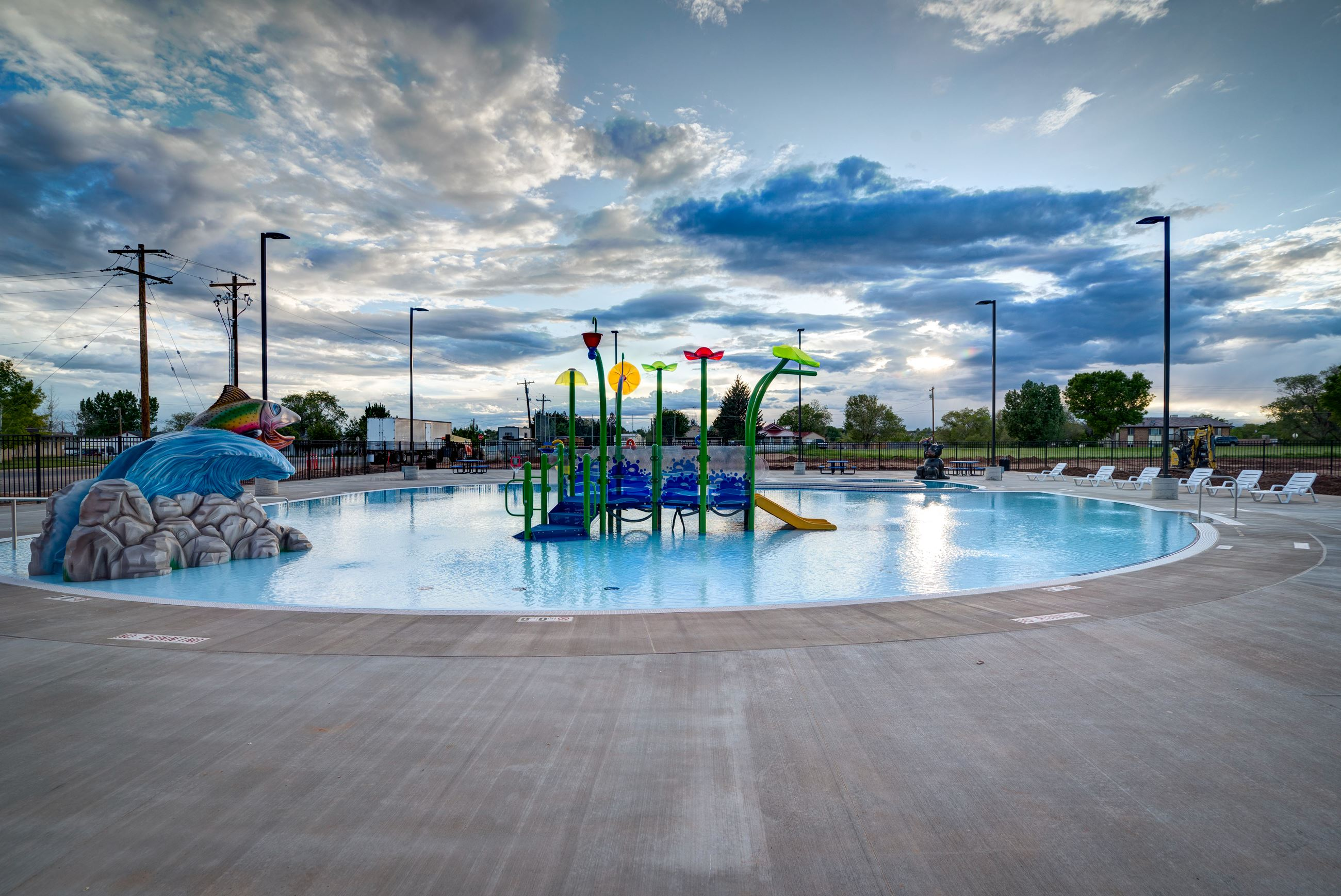 Roosevelt Aquatic Center photo